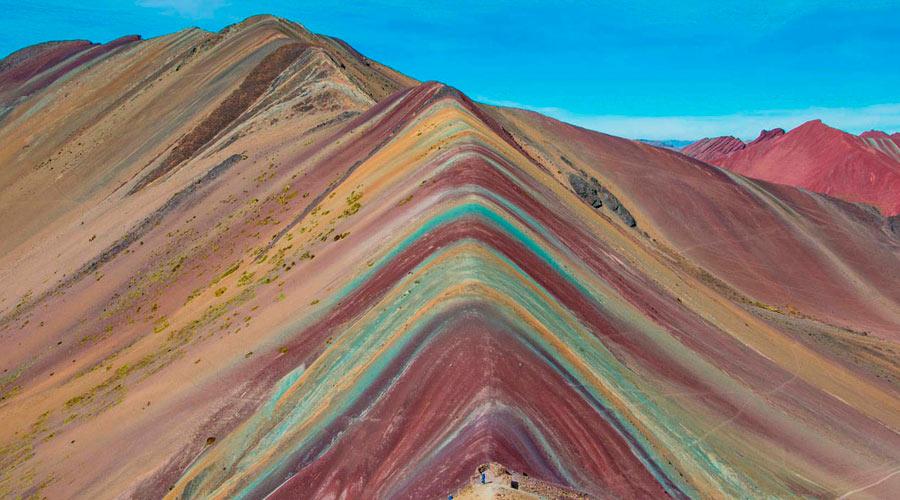 Rainbow Mountain, Mountain of Colors, Vinicunca, Cusco