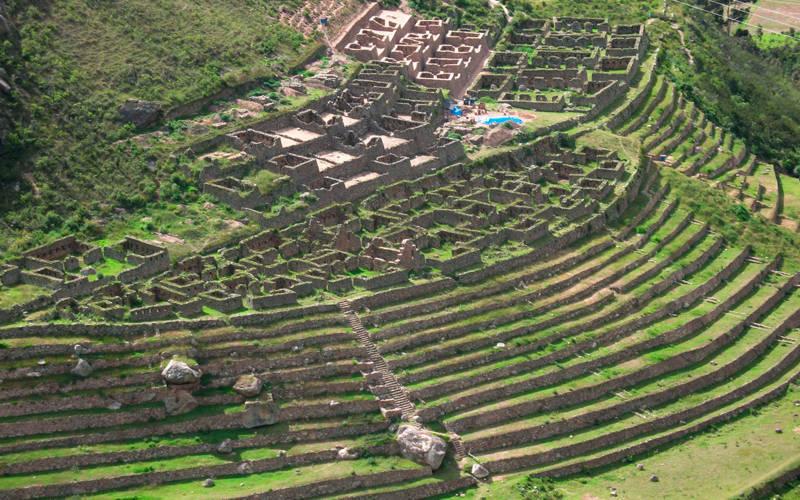 Inca Trail Chinchero Urquillos