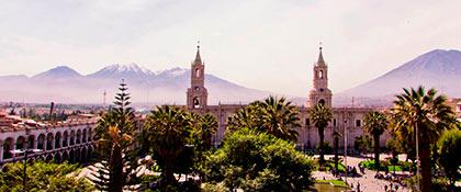 Arequipa Tourist Information