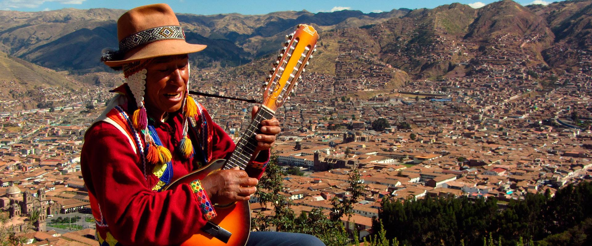 Música y Danzas del Perú