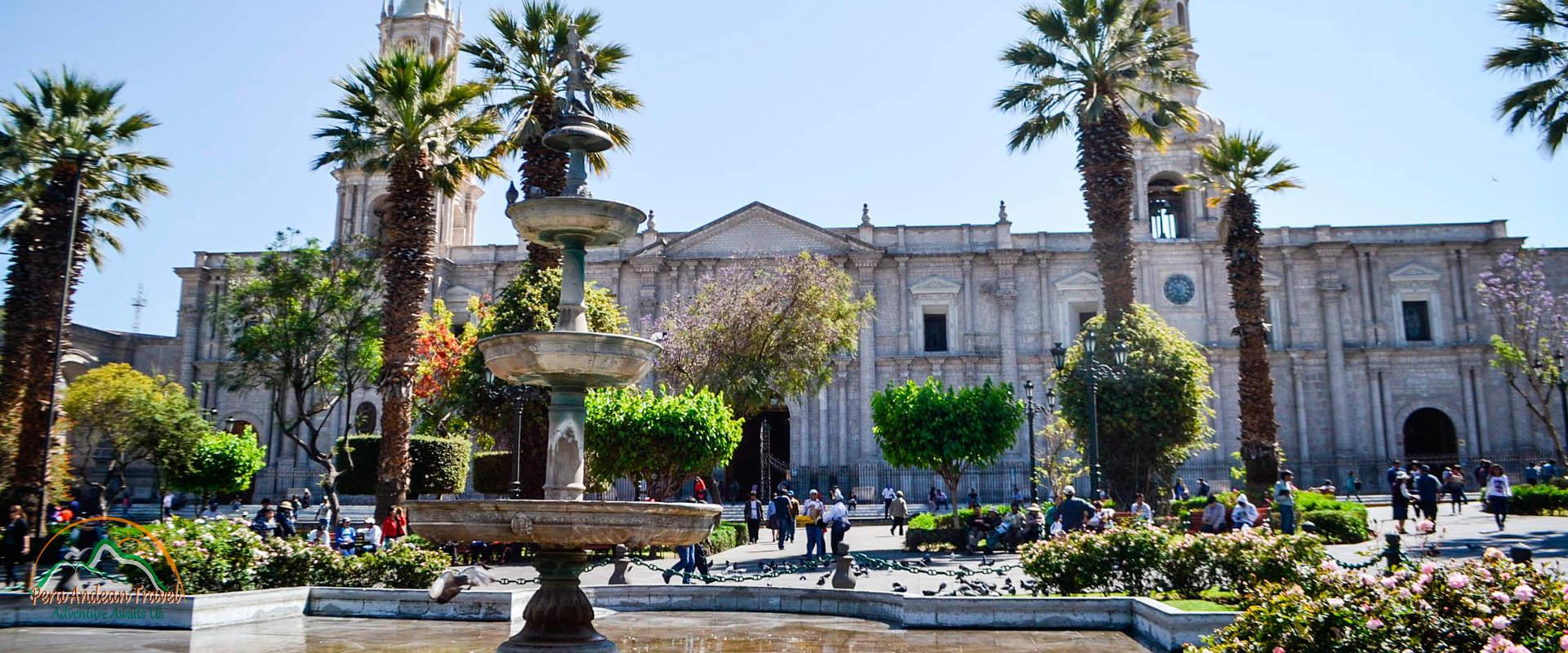 Arequipa Ciudad Blanca
