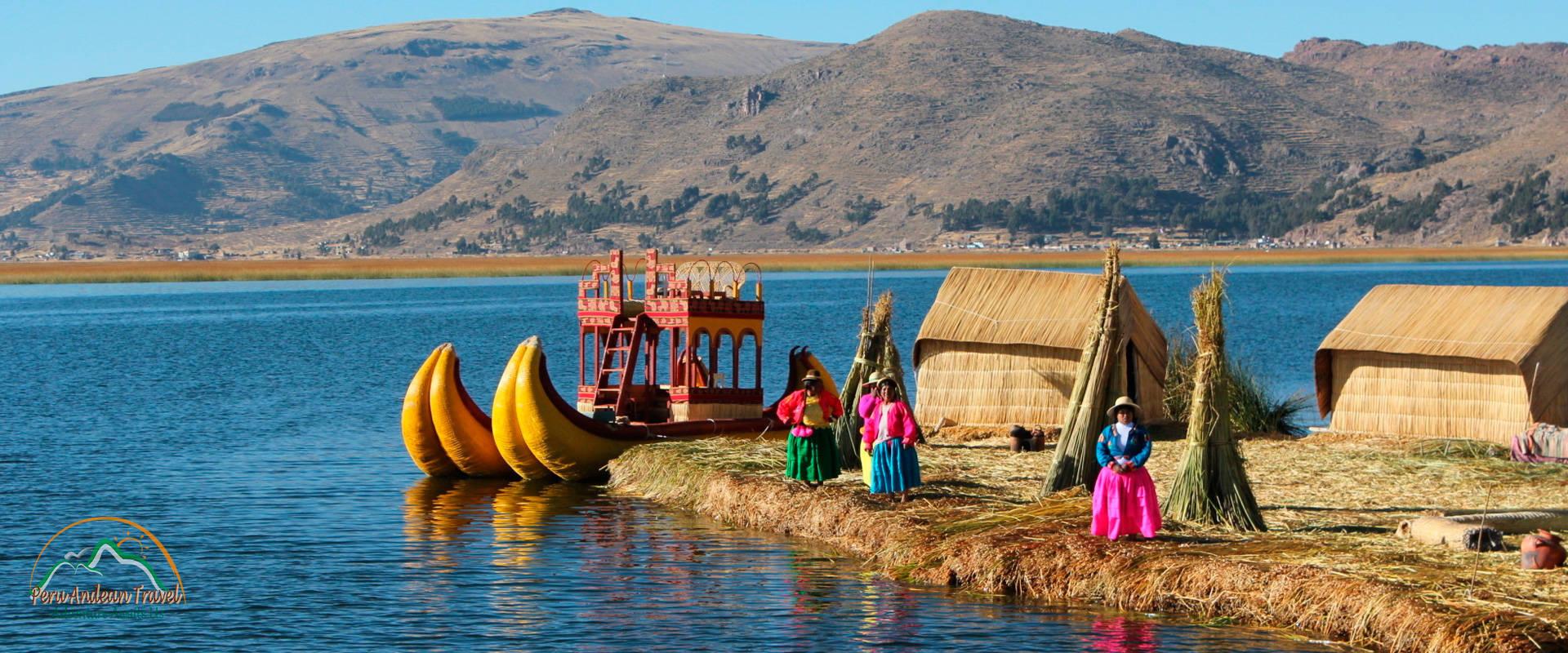 Lake Titicaca Islands