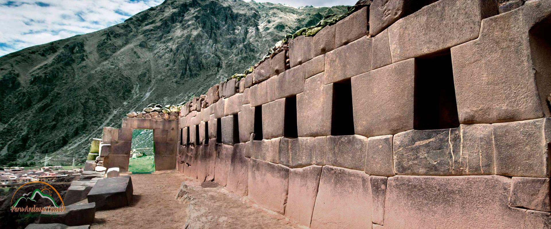 Ollantaytambo - Sacred Valley Tour