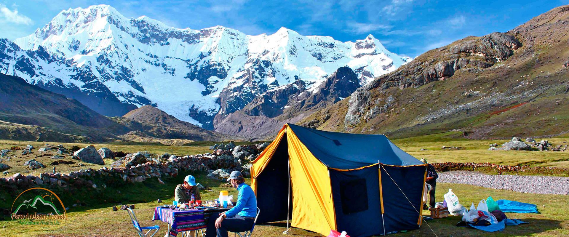 Ausangate Snow Mountain Trek