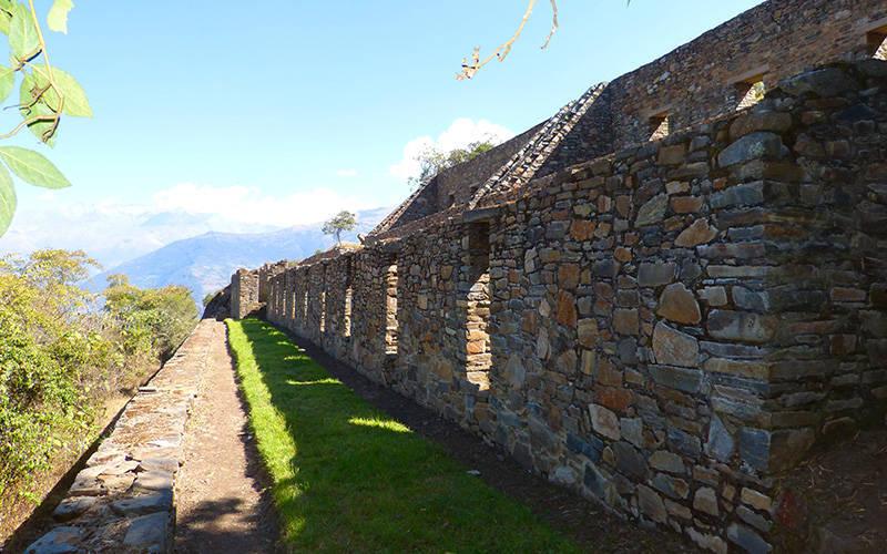 Caminata Choquequirao Machu Picchu