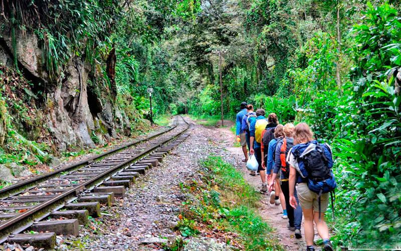 Inca Jungle to Machupicchu