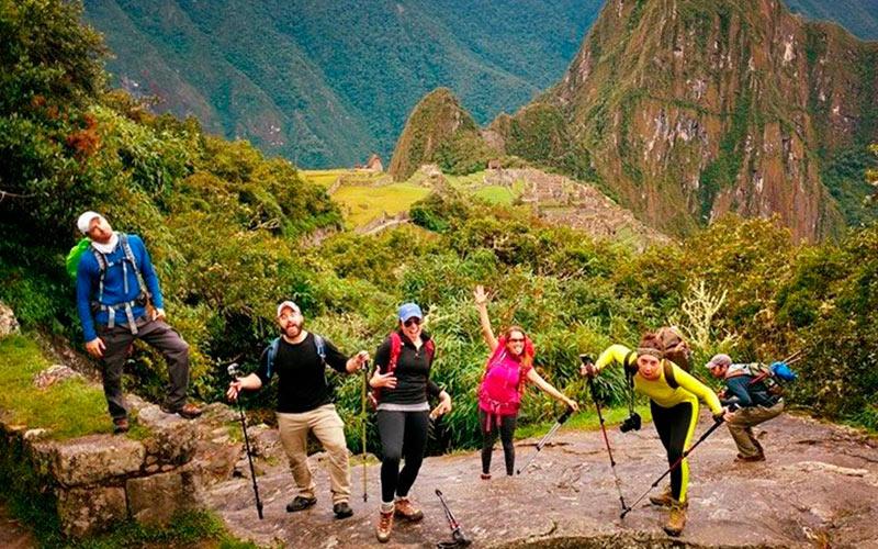 Inca Trail Machu Picchu 4D