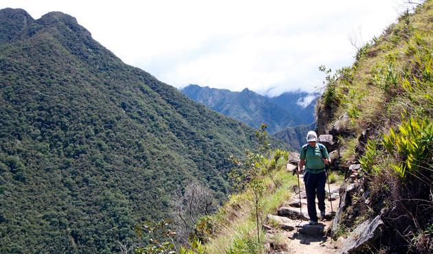Short Inca Trail Machu Picchu