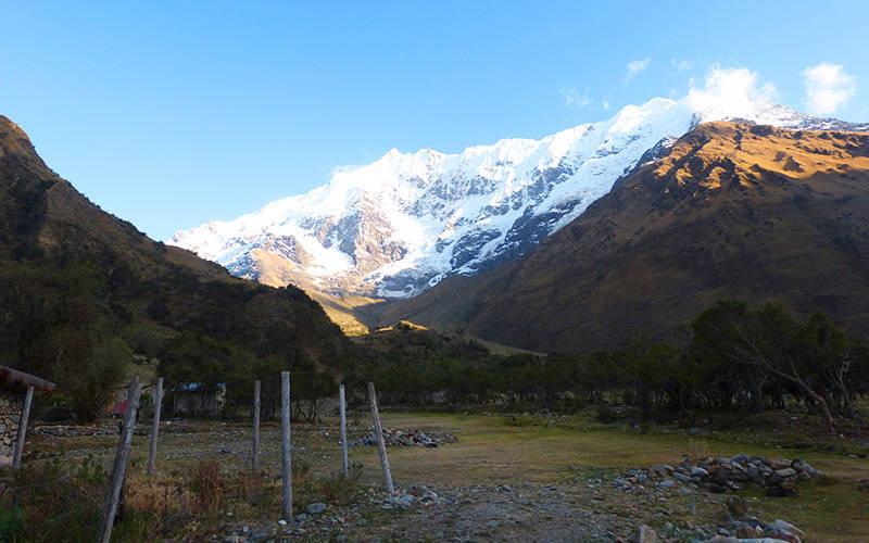 Salkantay Camino Inca Machupicchu