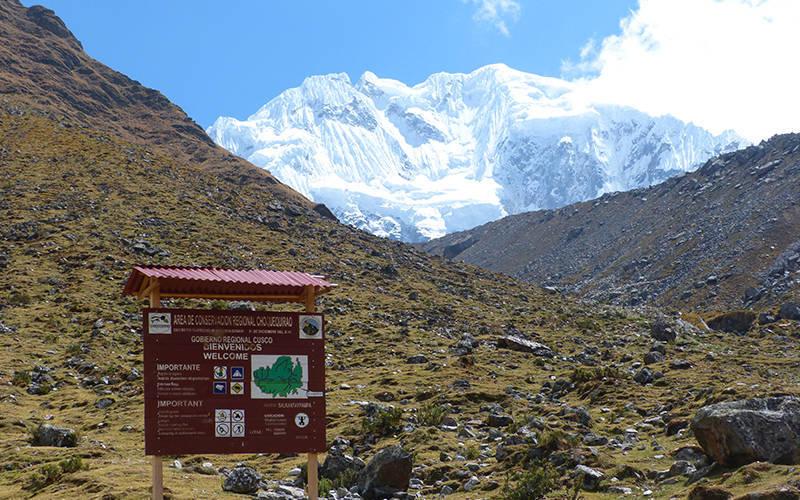 Caminata Salkantay Machupicchu