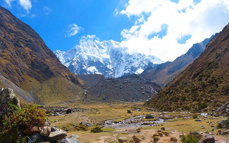 Caminata Salkantay Machu Picchu